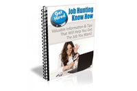 Job Hunting <br>Know How